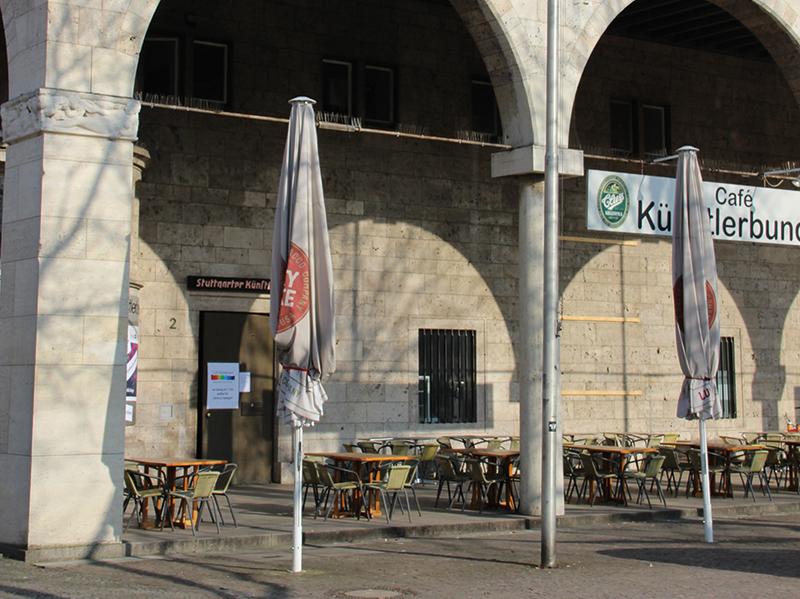 Cafe K Ef Bf Bdnstlerbund Stuttgart