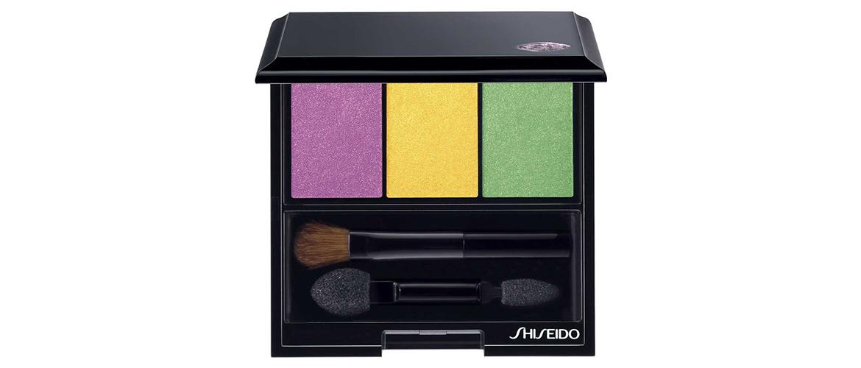 Shiseido   Luminizing Satin Lidschatten Trio   YE406 Tropicalia   42 Euro