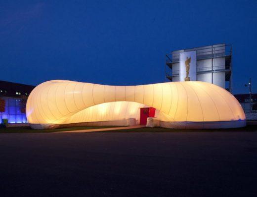 Plattform für Szenografie, Architektur und Medien: RAUMWELTEN - re.flect Stuttgart