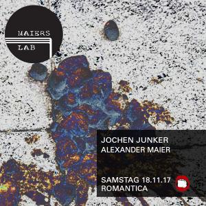 Maier´s Lab mit Jochen Junker in der Romantica – re.flect Stuttgart