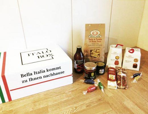 Adventskalender Türchen #12: ITALOBOX – Bella Italia für Zuhause!