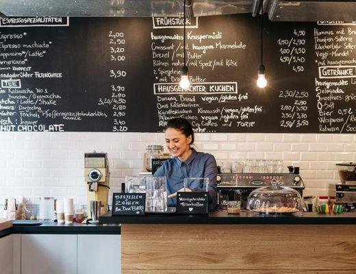 ADVENTSTÜRCHEN #20: Café DA - re.flect Stuttgart