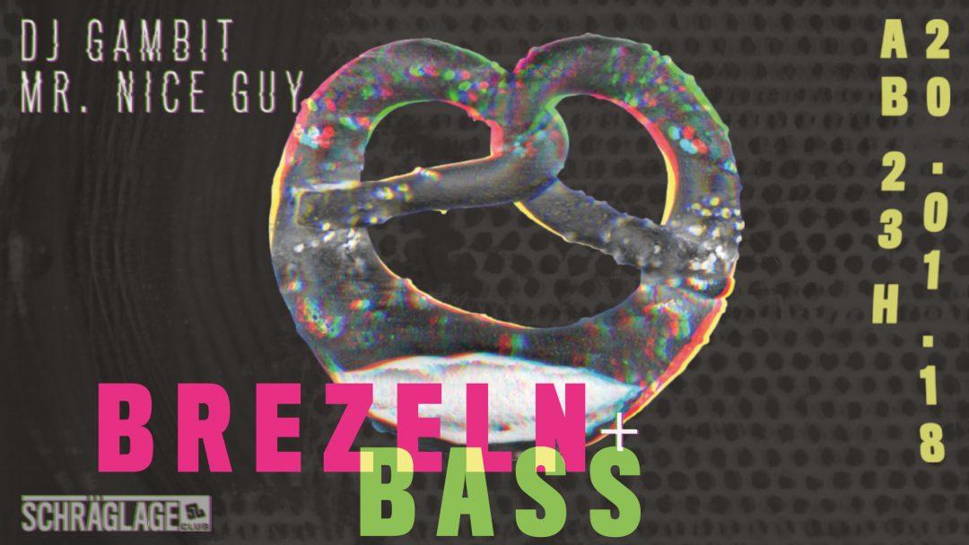 Brezeln + Bass