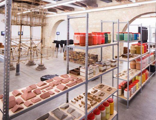 Zwischen Sonne und Mond: Studio Mumbai architects - re.flect Stuttgart