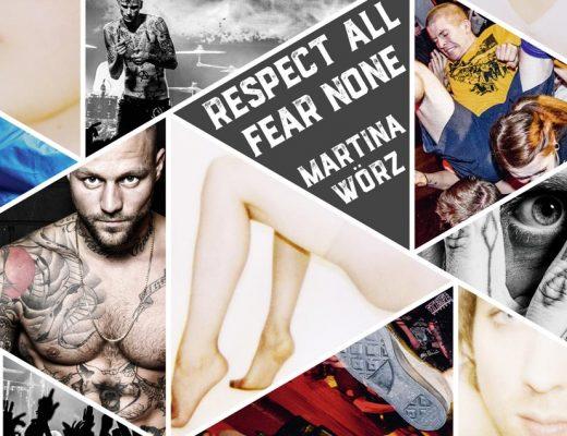 """MARTINA WÖRZ """"Respect All - Fear None"""" - re.flect Stuttgart"""