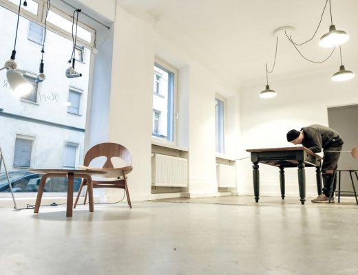 Neue Galerie im Heusteigviertel: RAUMWERK K - re.flect Stuttgart