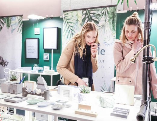 Internationale Designmesse in der Liederhalle – re.flect Stuttgart