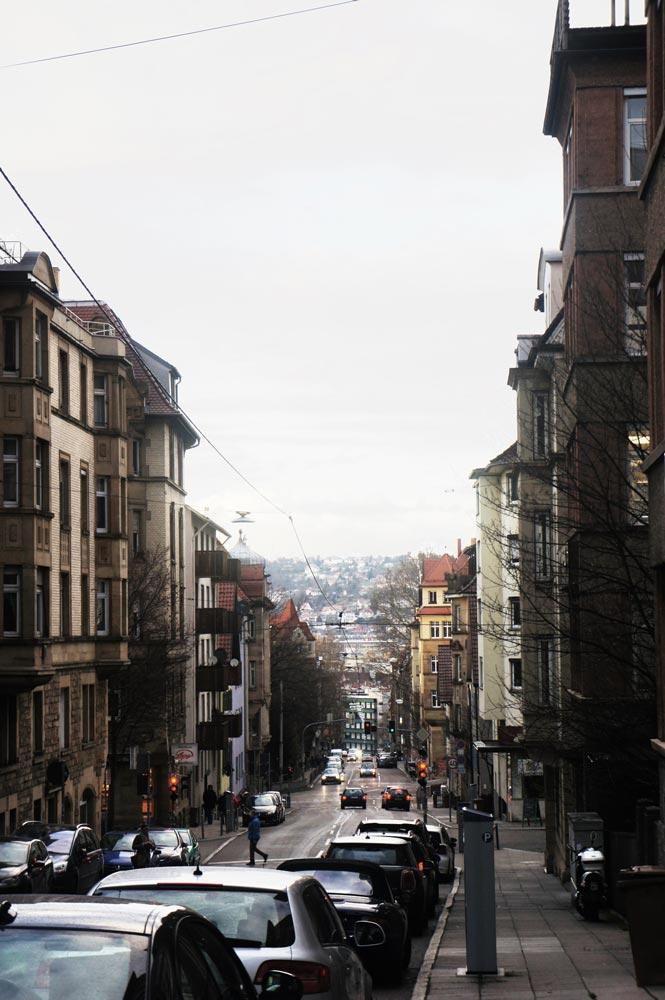 Auf Streifzug in der Immenhoferstrasse - re.flect Stuttgart