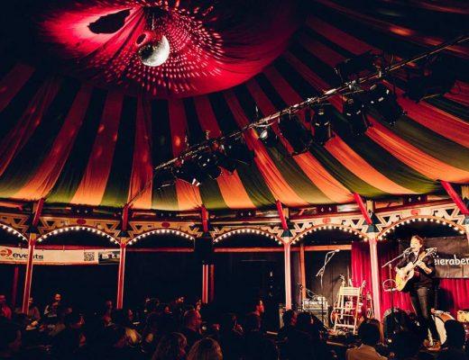 VIVE LA VIE FESTIVAL im Eliszis Jahrmarktstheater - re.flect Stuttgart