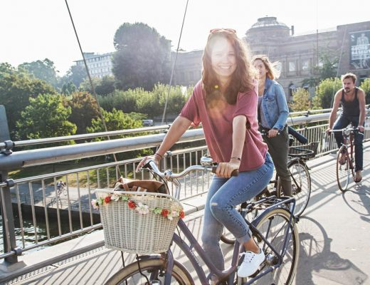 I want to ride my bicycle! STADTRADELN – re.flect Stuttgart