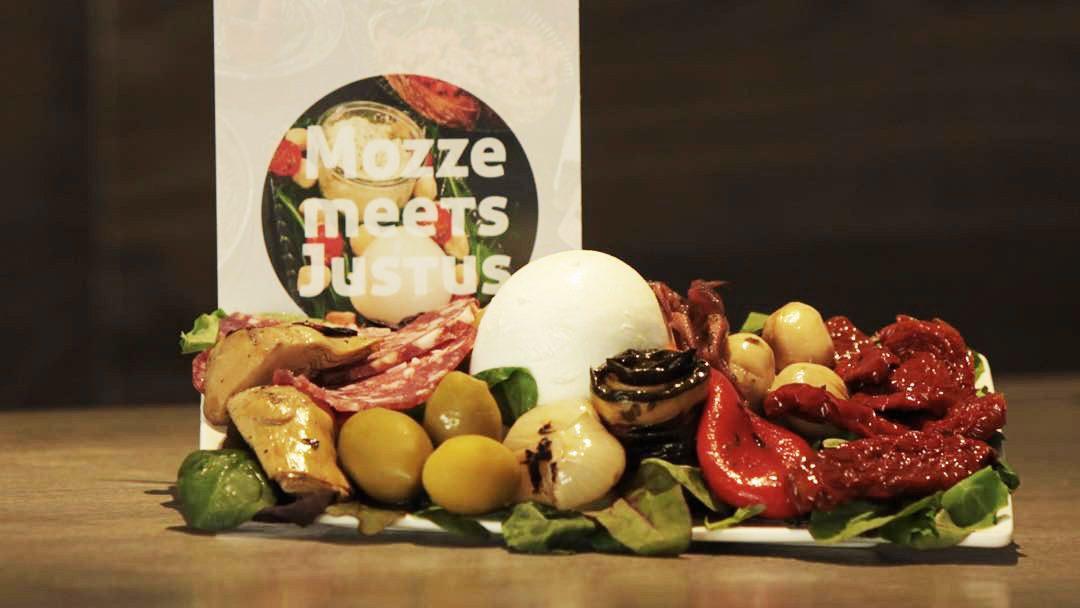 Mozze meets Justus – Café Justus