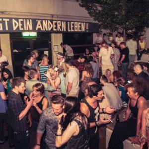 """""""Du musst dein Ändern leben"""": happy happy KOWALSKI-Birthday - re.flect Stuttgart"""