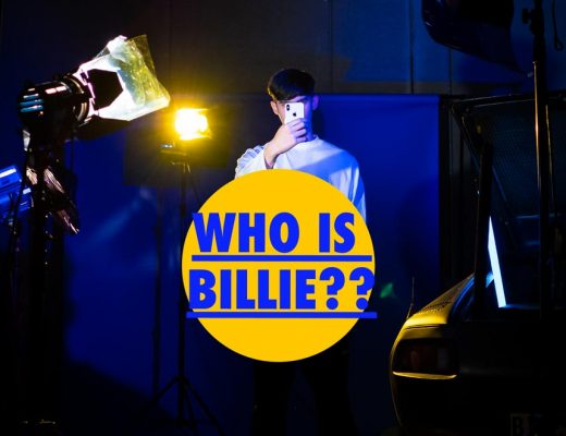 "Die Antwort auf ""Who is Billie?"" Ab 22. Februar – re.flect Stuttgart"
