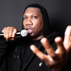 KRS One Schräglage reflect