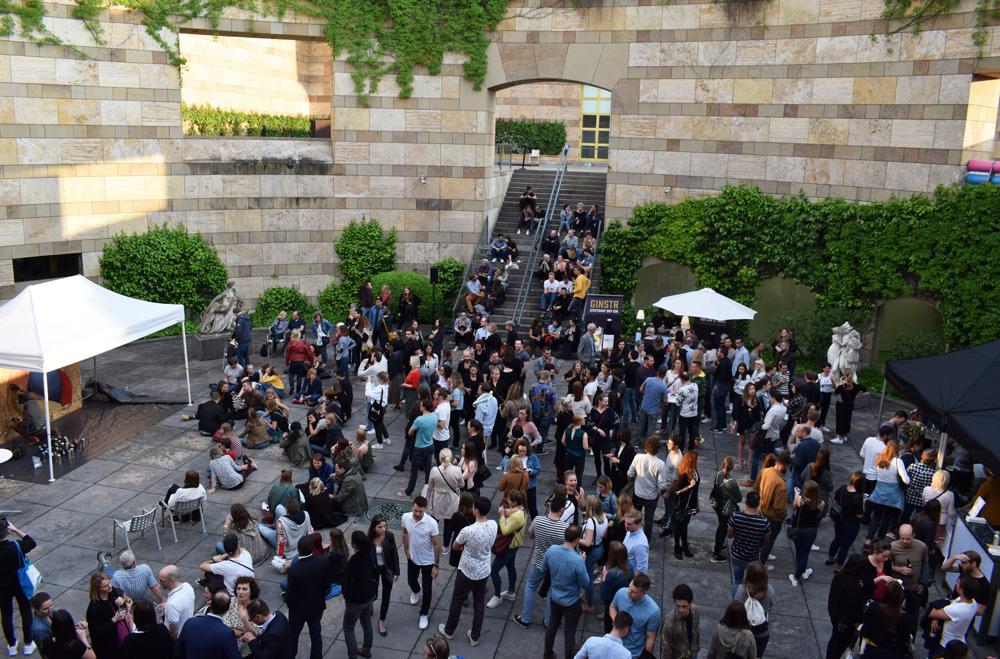 Von Banksy bis Beats in der Staatsgalerie - re.flect Stuttgart