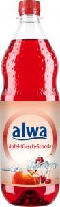 alwa_Apfel-Kirsch-Schorle_1l_Mw_PET