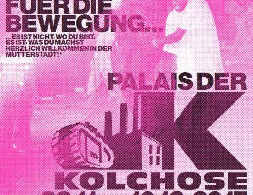 HipHop im Stadtmuseum: PALAIS DER KOLCHOSE – re.flect Stuttgart