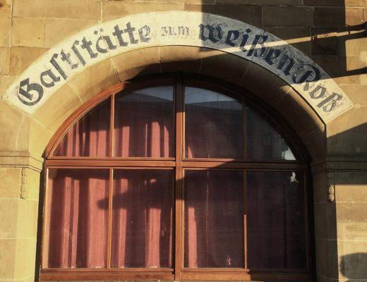 Das Weisse Ross - re.flect Stuttgart