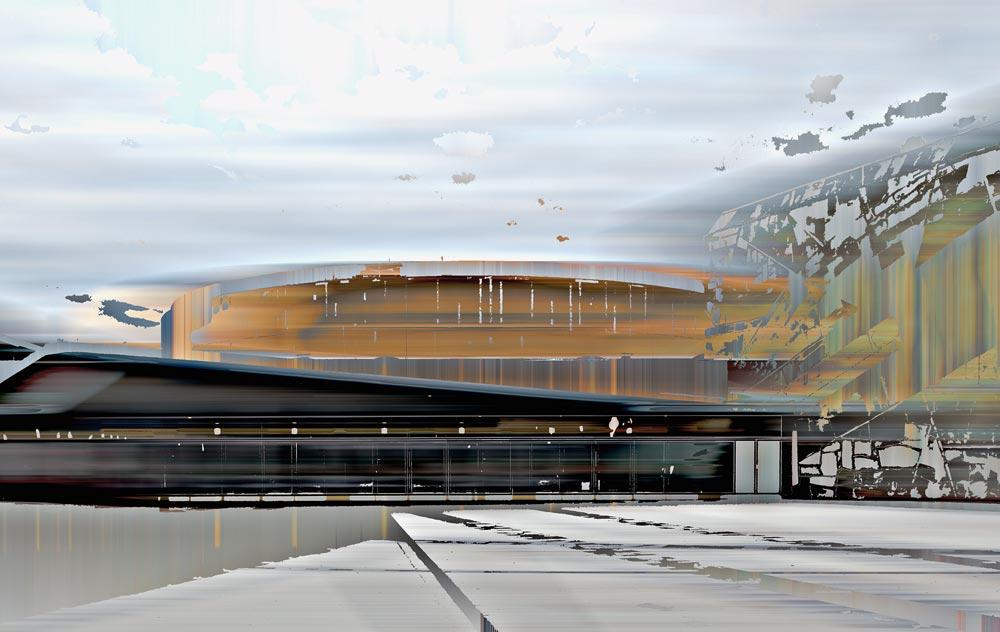 Sabine Wild – Dekonstruktion des Urbanen - re.flect Stuttgart