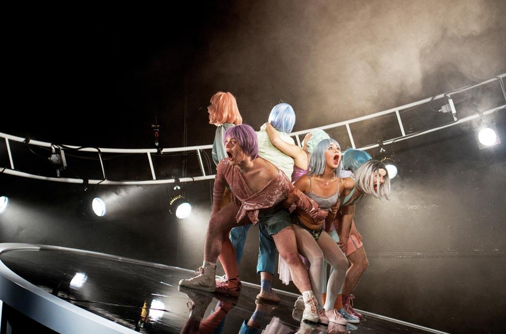 Internationale Theaterfestival: THE FUTURE OF EUROPE - re.flect Stuttgart