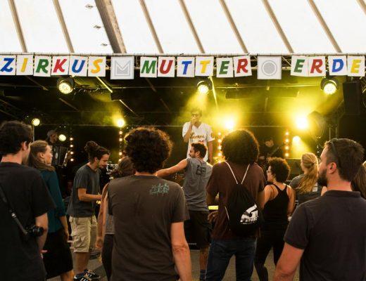 Nachhaltigkeit ohne erhobenen Zeigefinger am Berger Festplatz – re.flect Stuttgart