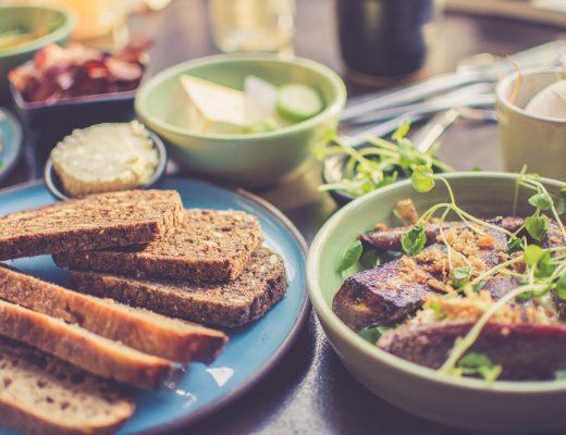 Frühstück im Café Justus