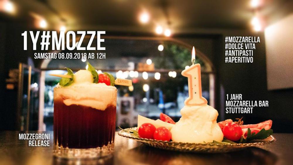 Ein Jahr MOZZE – Dolce Vita par excellence mitten in Stuttgart - re.flect Stuttgart