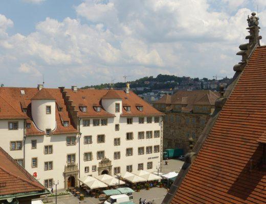 Neue Location über den Dächern der Stadt - re.flect Stuttgart