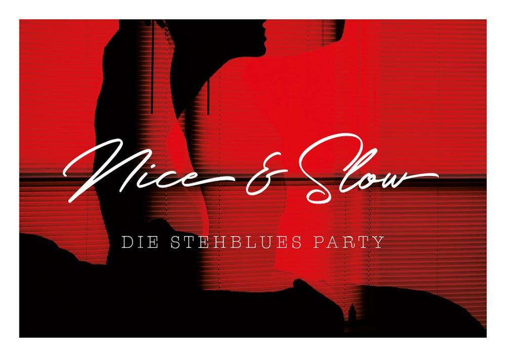 """PLAYLIST #9 – Stehblues-Sound """"Nice and Slow"""" von Herr Jäger - re.flect Stuttgart"""