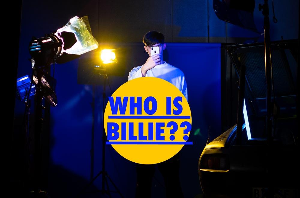 """Die Antwort auf """"Who is Billie?"""" Ab 22. Februar – re.flect Stuttgart"""