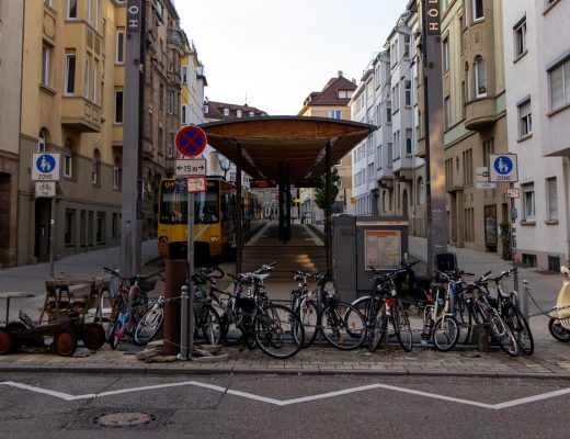 Streifzug Hölderlinplatz Stuttgart