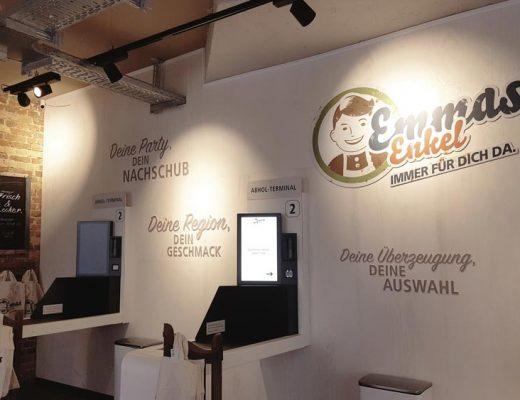 Emmas Enkel Stuttgart News digitaler Eckladen