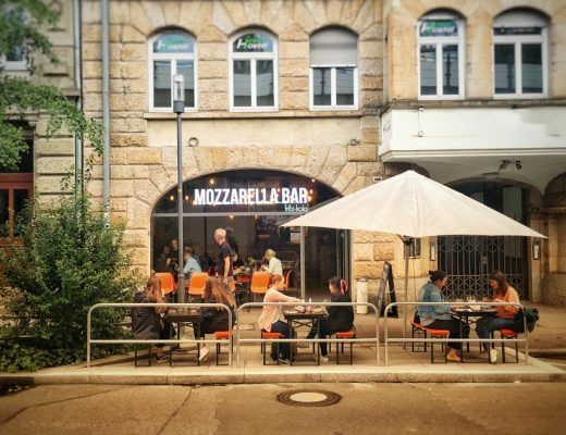 Mozzarella Bar Stuttgart