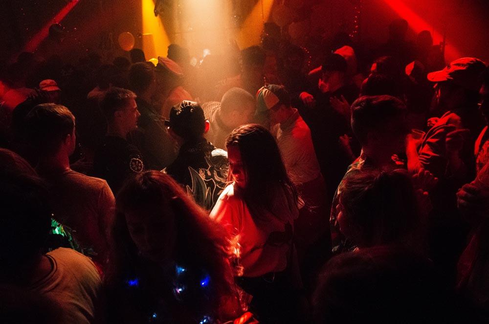Durch die Nacht Club Festival