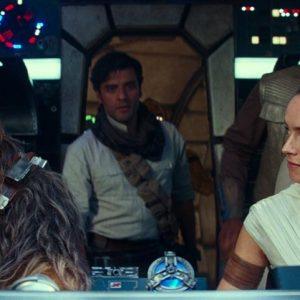 Star wars Reflect at the movies