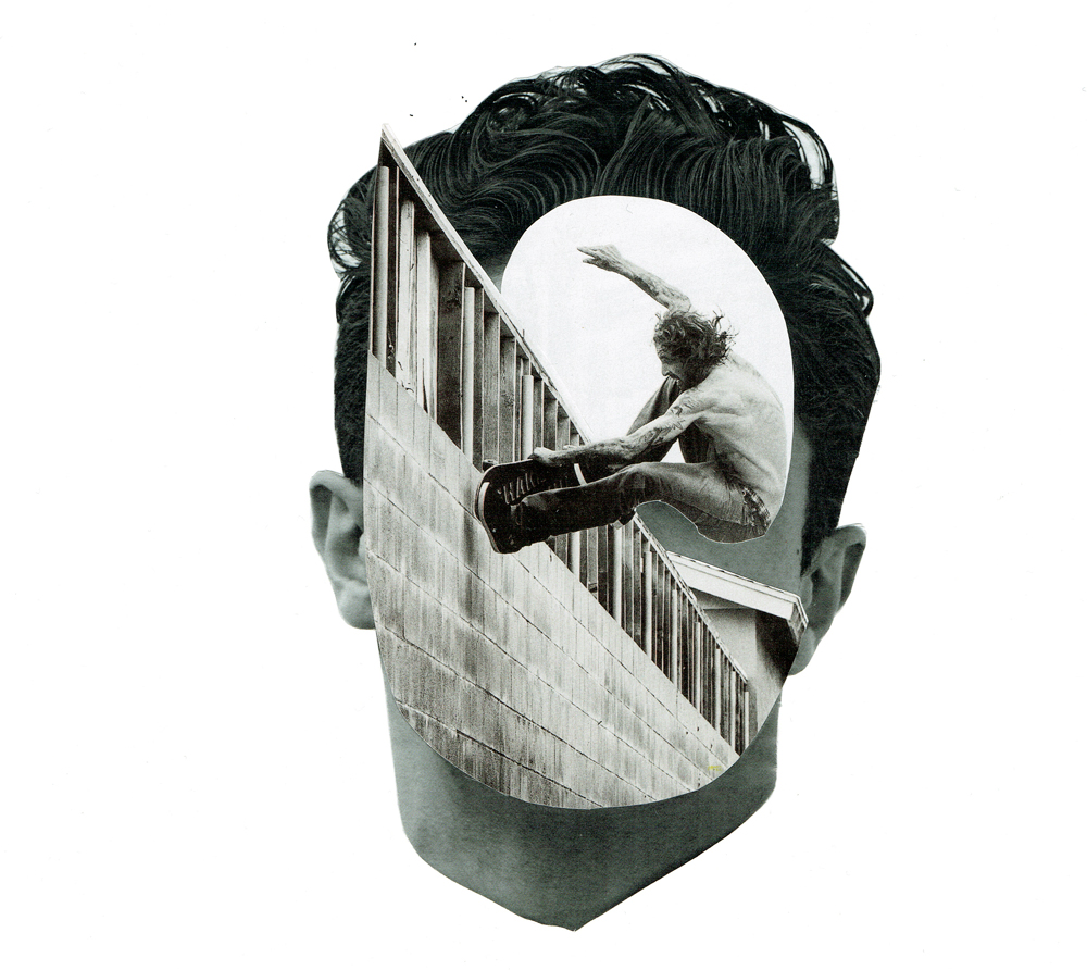 Collage cutmic Stuttgart Plattform Martin Labacher