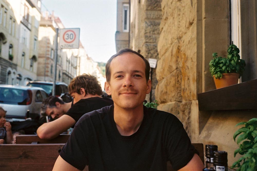 Plattform wer weiß was kommt reflect Peter Buchholz Stuttgart