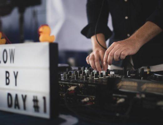 Corona Live Stream stayhome Club DJ