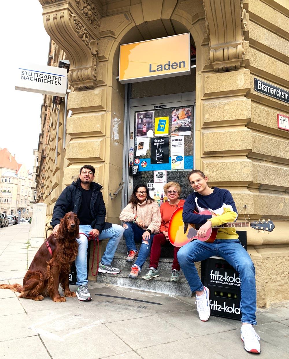Laden 0711 Stuttgart West