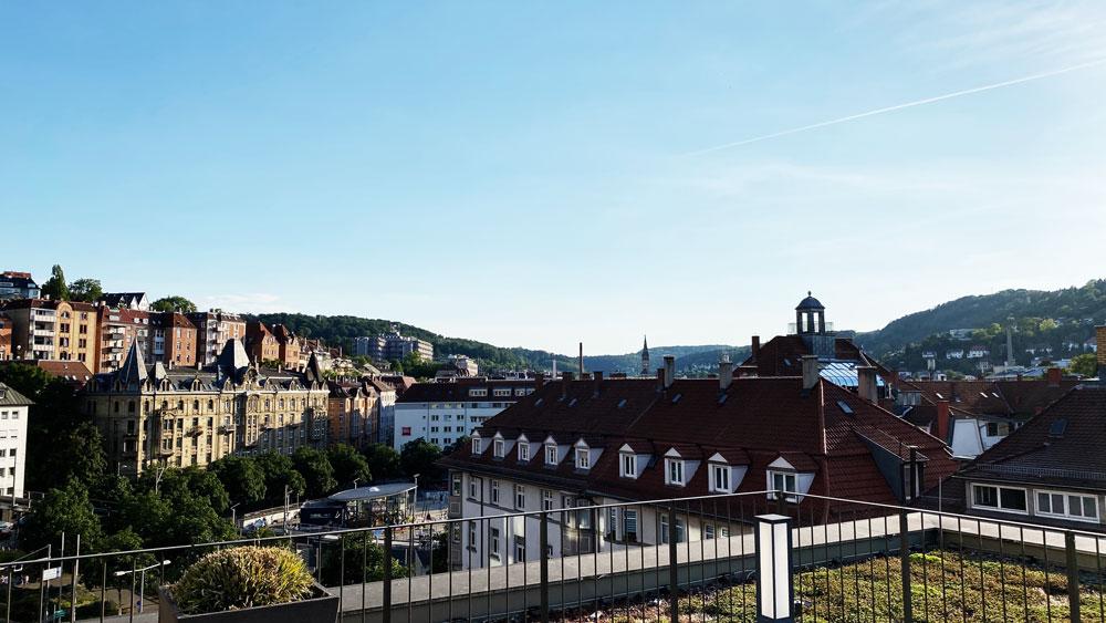 Rooftop Stuttgart