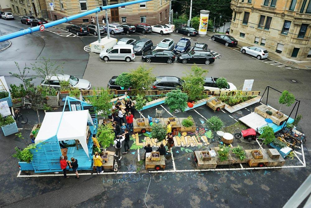 Großstadtoasen - Coole Spots für Urban Gardening in Stuttgart
