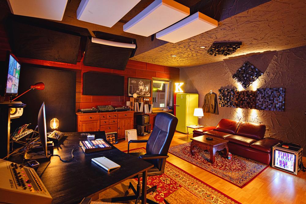 Alvin Kyer Homestudio