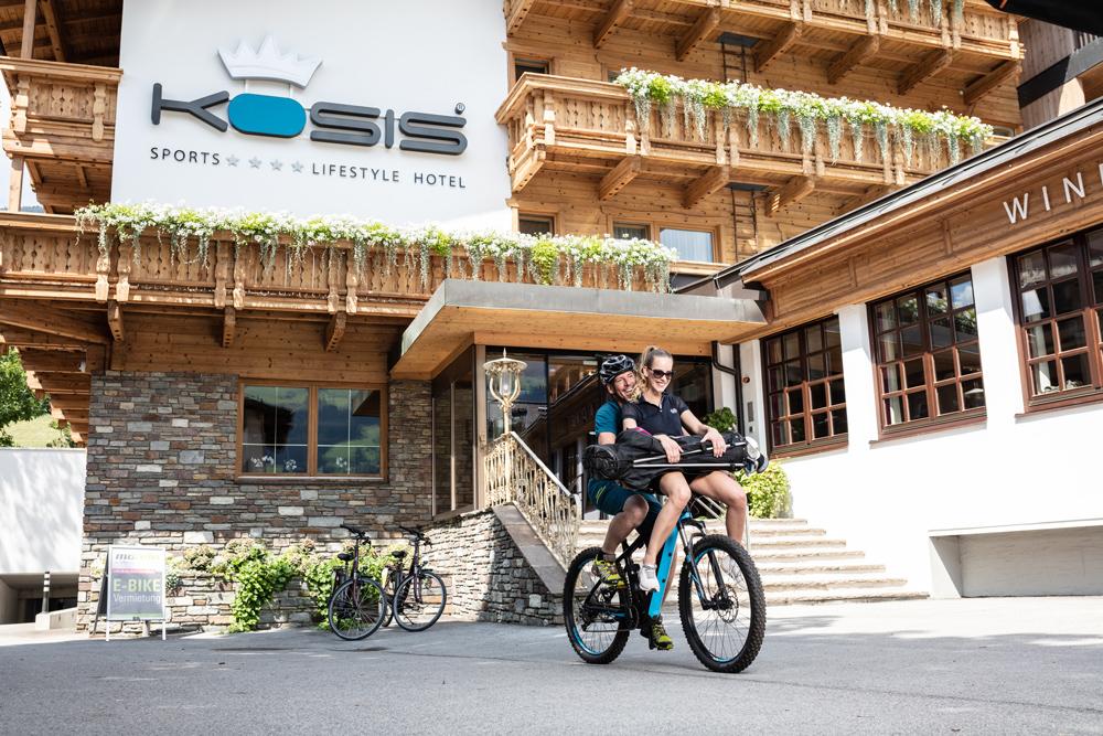 Reisen Hotel Kosis Österreich