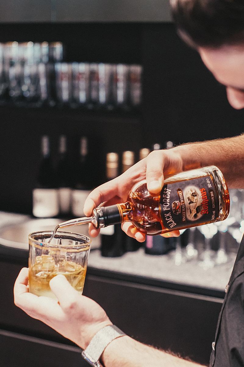 Rothaus im Gerber Whiskey