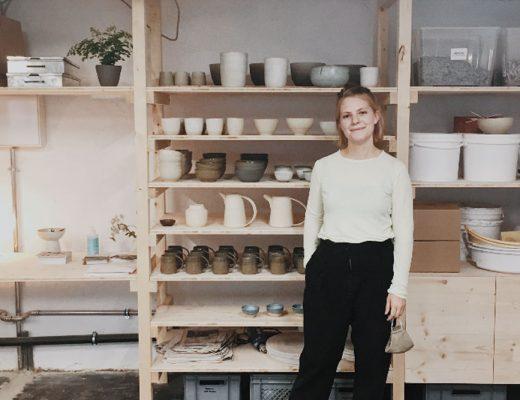 Grasler Tee und Keramik
