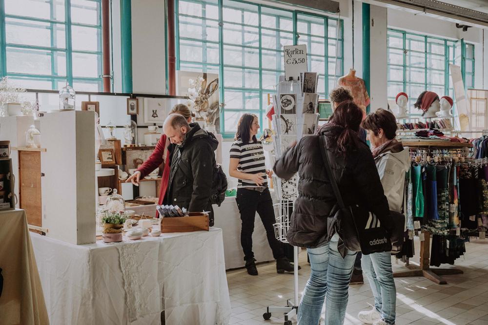 Wizemann Kunst- und Designmarkt