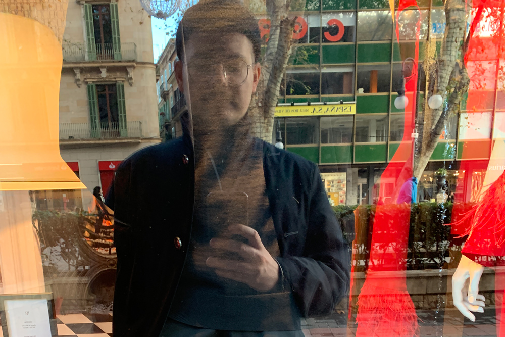 2020 Diary Martin Migliaro Anneke Laurent