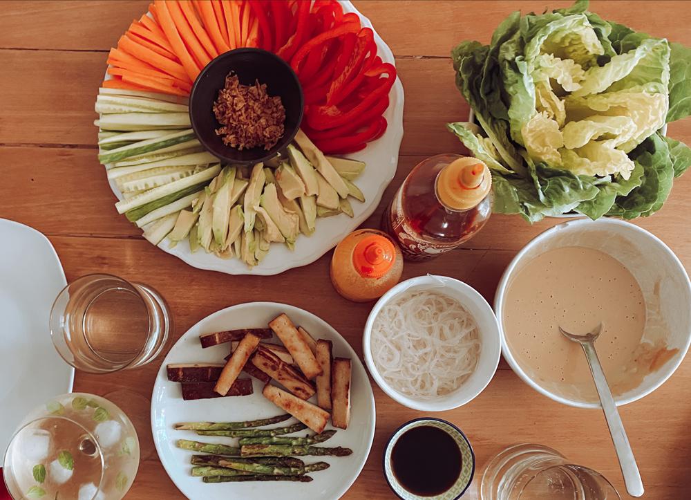 kulinarische Reise Asien Rezept