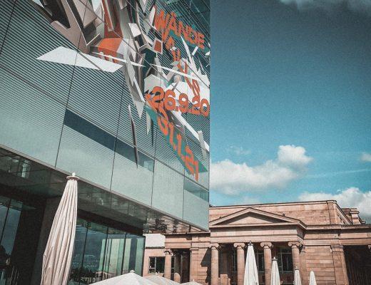 Kunstmuseum Wände Walls Ausstellungen