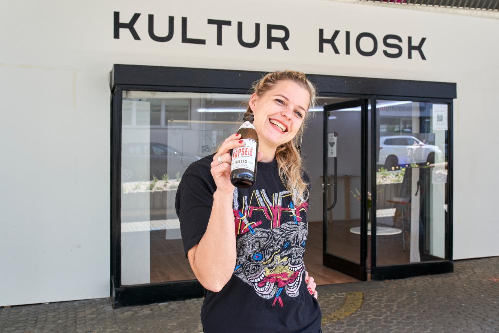 Sarah Dahme Kultur Kiosk